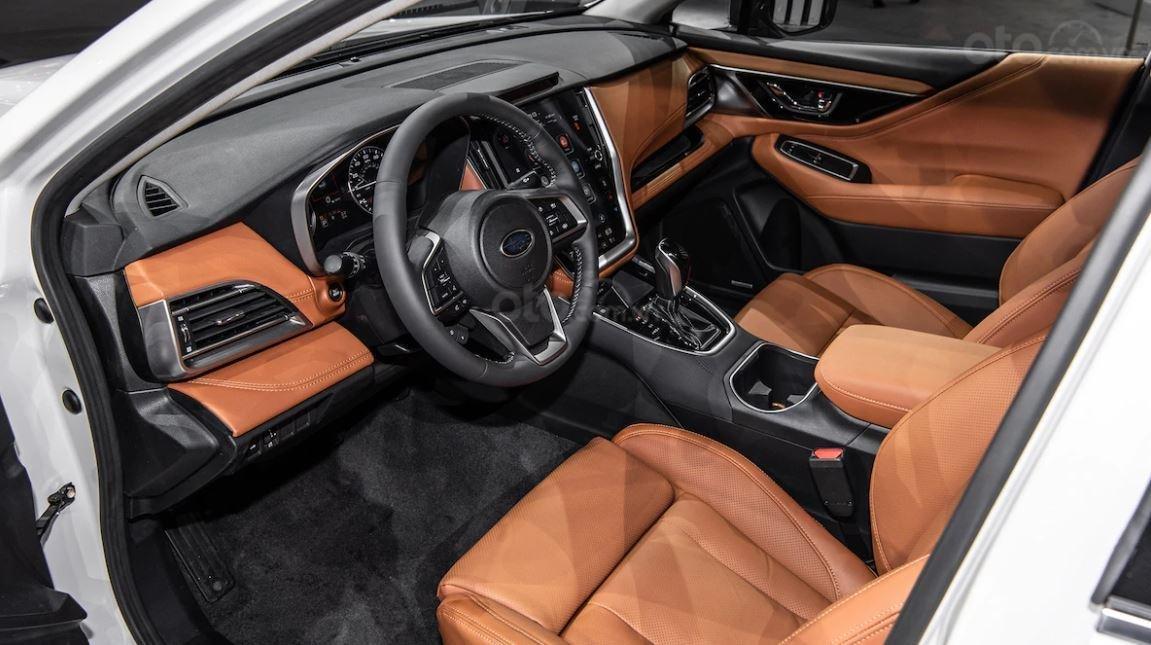 Subaru Legacy 2020 giữ vững lối thiết kế, trang bị công nghệ mới