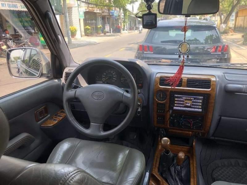 Cần bán xe Toyota Land Cruiser Prado, đời 1998 bản GX full option, 4 máy 2.700cc, số sàn, 2 cầu-5