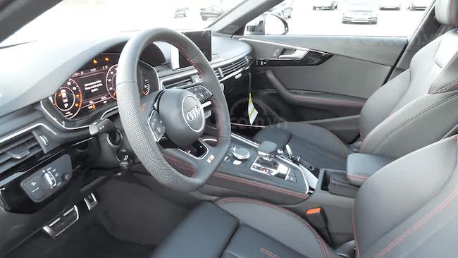 Đánh giá xe Audi A4 2019 về bảng táp-lô - Bố trí hợp lý, đẹp mắt