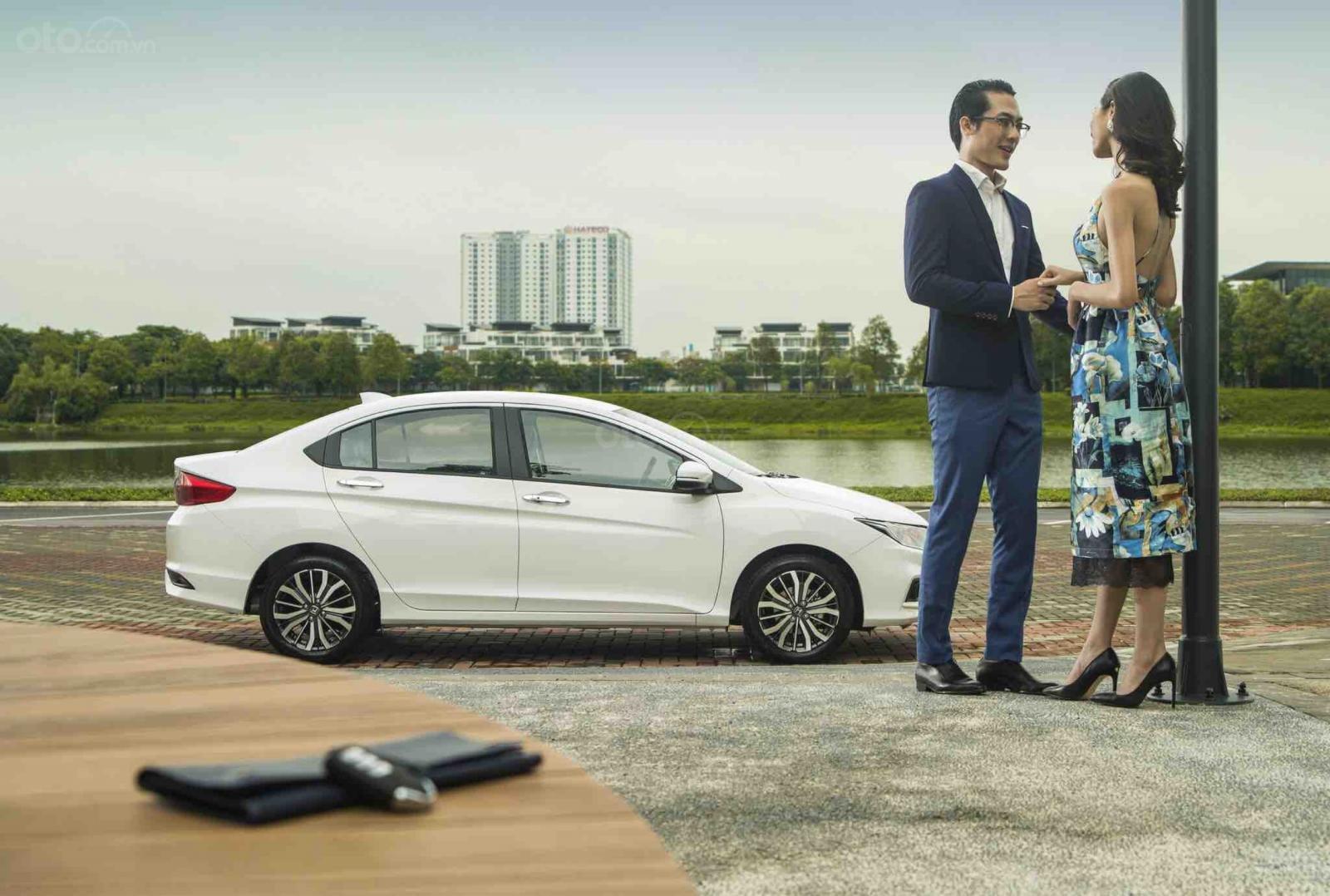 Honda ô tô Hải Phòng - Bán Honda City 2020 ưu đãi lớn, nhiều quà tặng, xe giao ngay. LH: 0933.679.838 Mr Đồng (2)