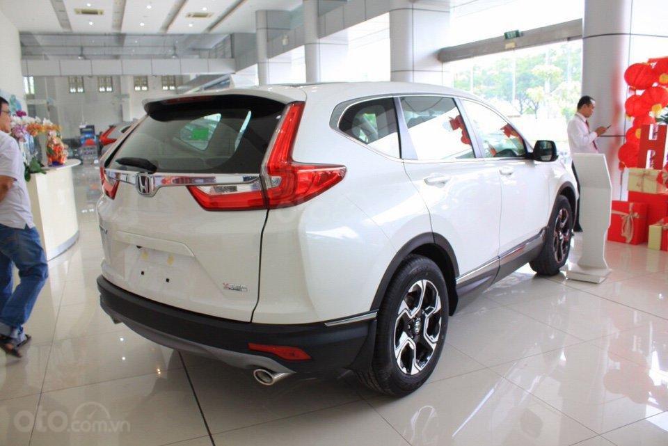 Bán Honda CRV E 2019, còn vài xe giao liền, khuyến mãi khủng 20Tr tiền mặt, chỉ cần 260Tr nhận xe đủ chi phí-6