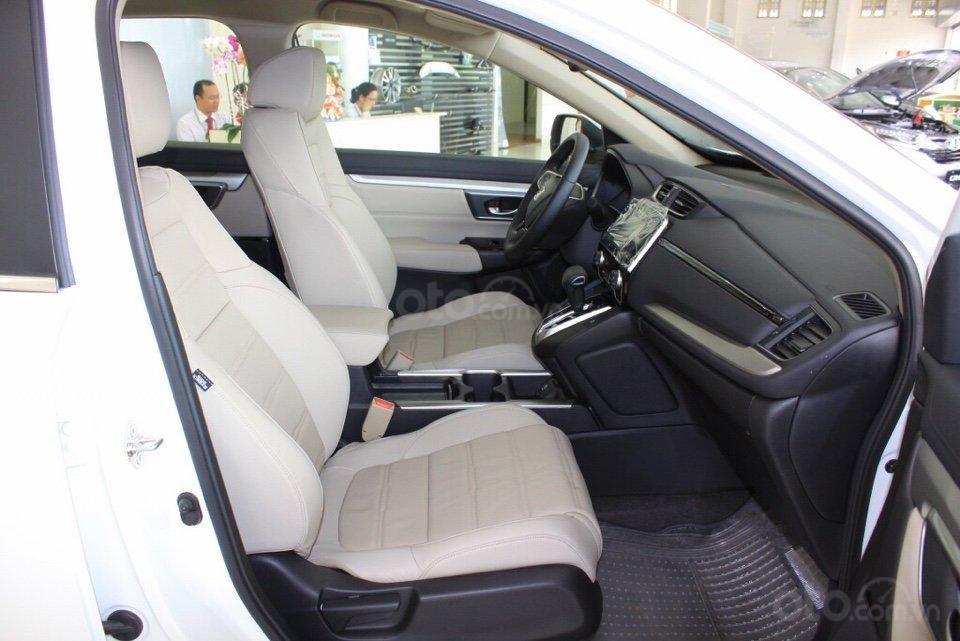 Bán Honda CRV E 2019, còn vài xe giao liền, khuyến mãi khủng 20Tr tiền mặt, chỉ cần 260Tr nhận xe đủ chi phí-10