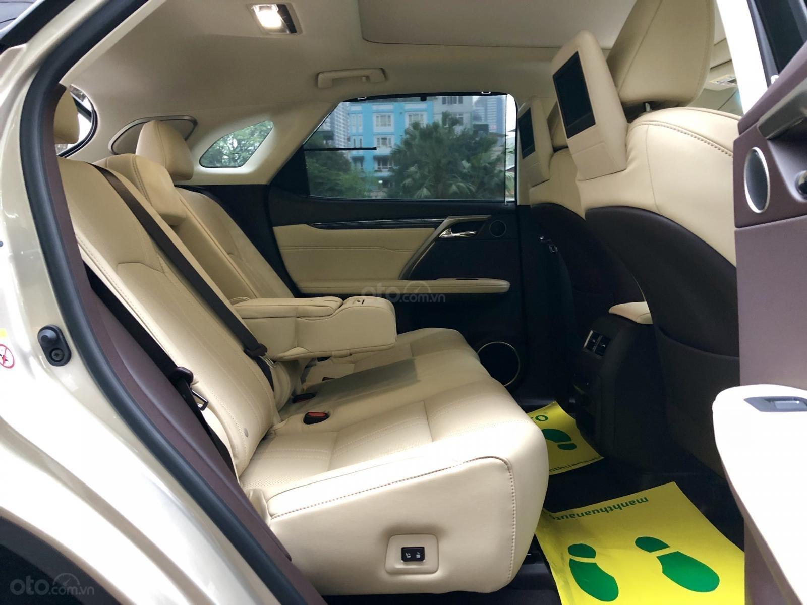 Bán ô tô Lexus RX 350 model 2019, màu vàng, nhập khẩu Mỹ- LH Ms Hương 0945.39.2468 (6)