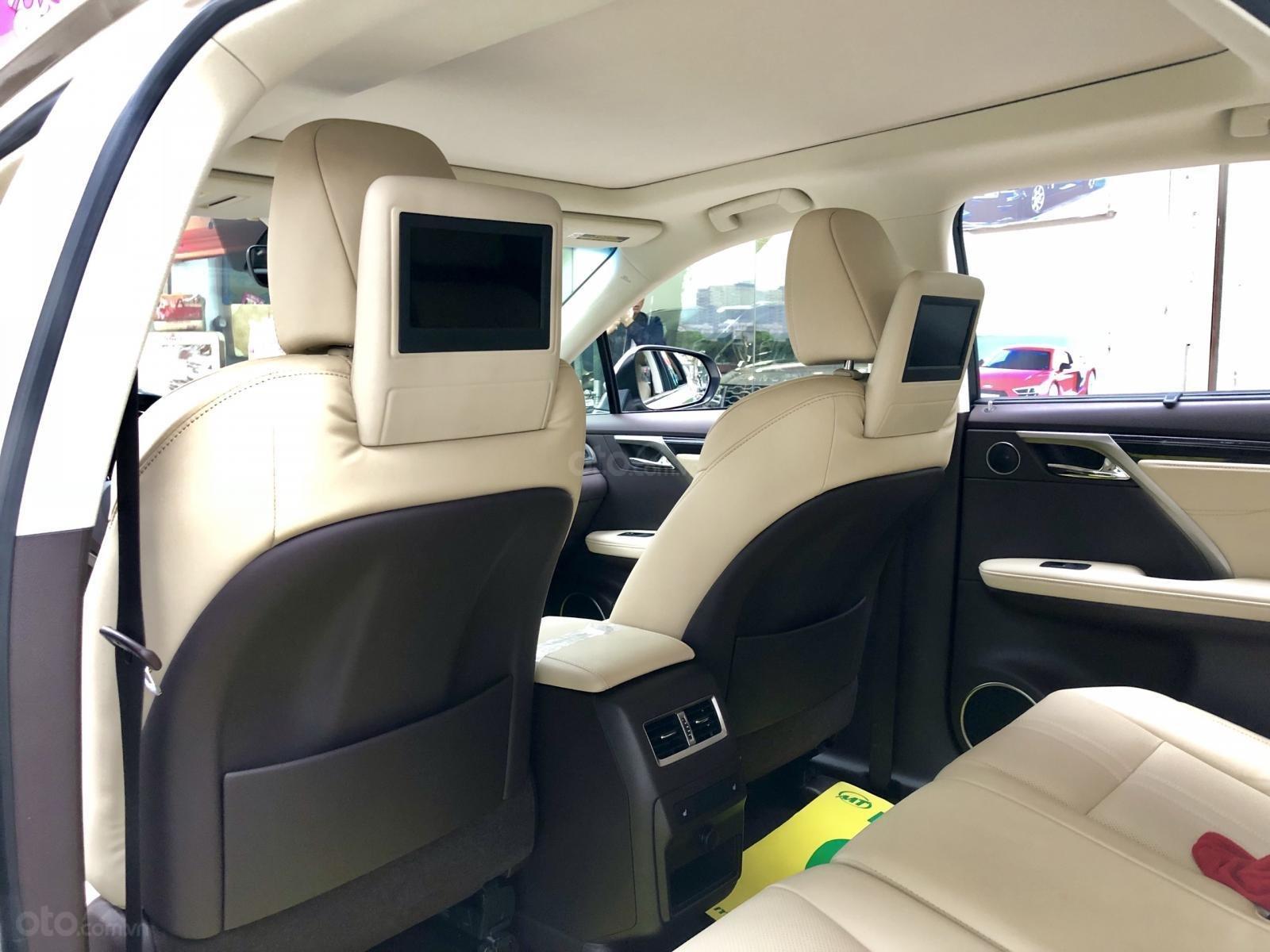 Bán ô tô Lexus RX 350 model 2019, màu vàng, nhập khẩu Mỹ- LH Ms Hương 0945.39.2468 (8)