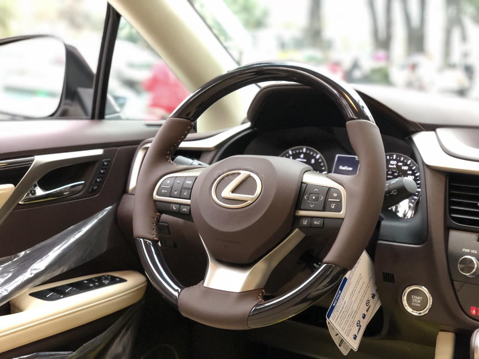 Bán ô tô Lexus RX 350 model 2019, màu vàng, nhập khẩu Mỹ- LH Ms Hương 0945.39.2468 (11)