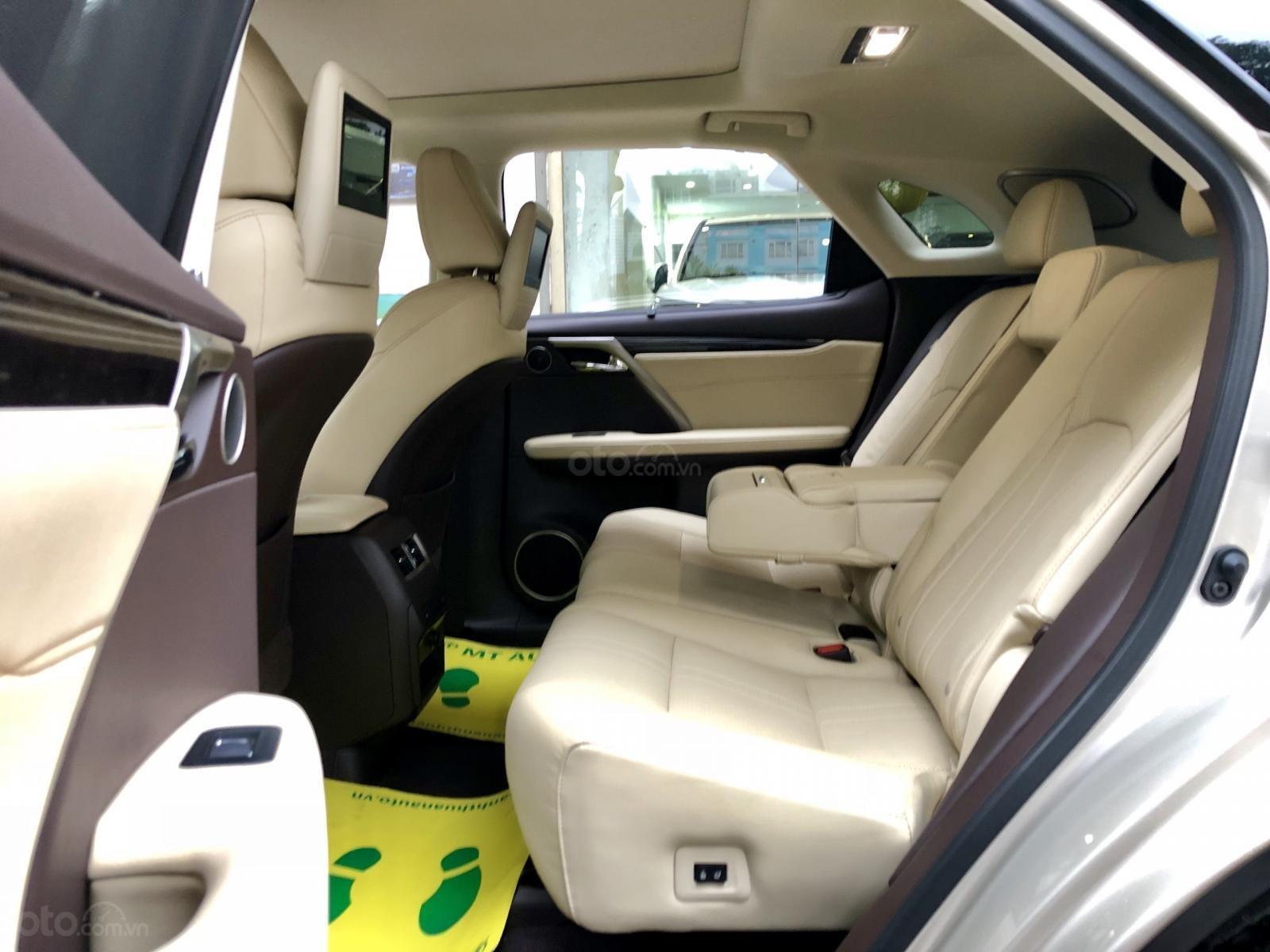 Bán ô tô Lexus RX 350 model 2019, màu vàng, nhập khẩu Mỹ- LH Ms Hương 0945.39.2468 (15)