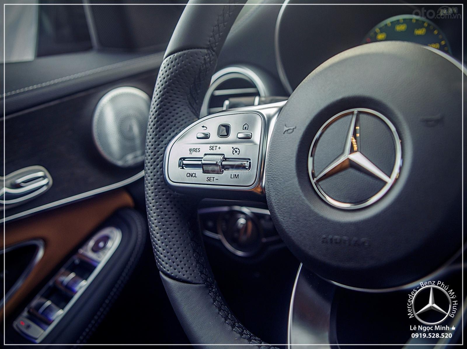 Mercedes-Benz C300 AMG New Model - Ưu đãi đặc biệt trong tháng - Hỗ trợ Bank 80% - LH: 0919 528 520-10