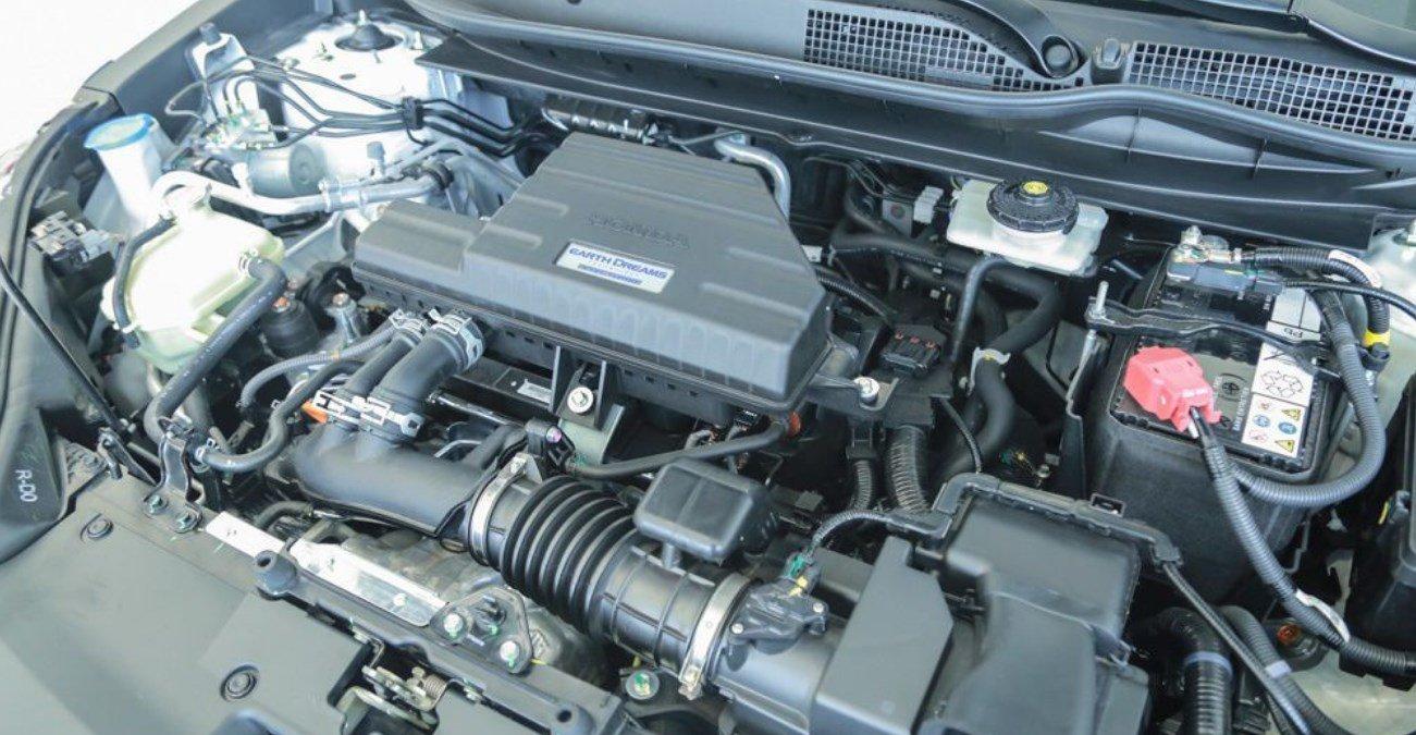 Đánh giá xe Honda CR-V 2018 về động cơ.