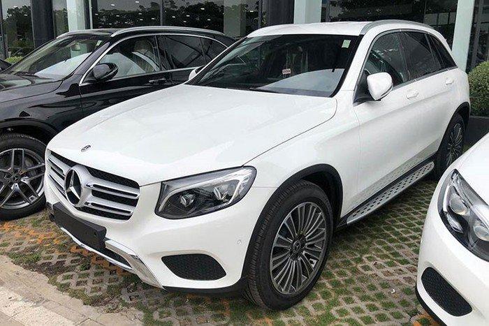 Giá xe Mercedes GLC 250  a45