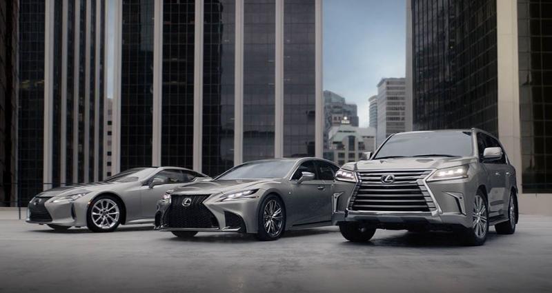 Lexus chạm mốc doanh số 10 triệu xe và sẽ tiếp tục tăng trưởng mạnh