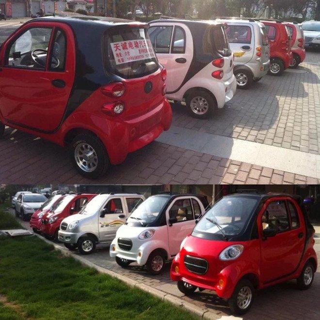 Thực hư chuyện ô tô điện 40 triệu đồng và những rủi ro khách hàng cần biết4aa