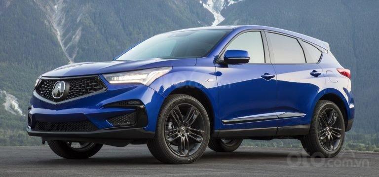 6 mẫu xe mất độ tin dùng từ Consumer Reports: Acura RDX cần thêm thời gian thử nghiệm