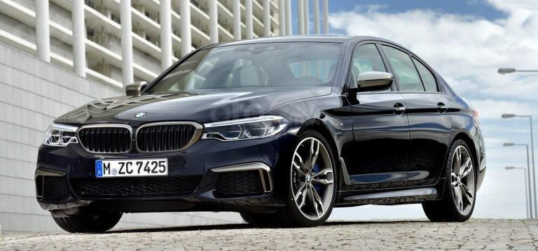 6 mẫu xe mất độ tin dùng từ Consumer Reports: BMW 5-Series gặp lỗi điện tử