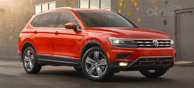 6 mẫu xe mất độ tin dùng từ Consumer Reports: VW Tigaun trục trặc bộ điều khiển