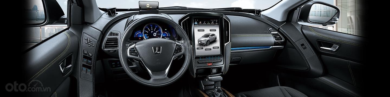 Luxgen U6 GT cho cảm giác lái mạnh mẽ hơn trước