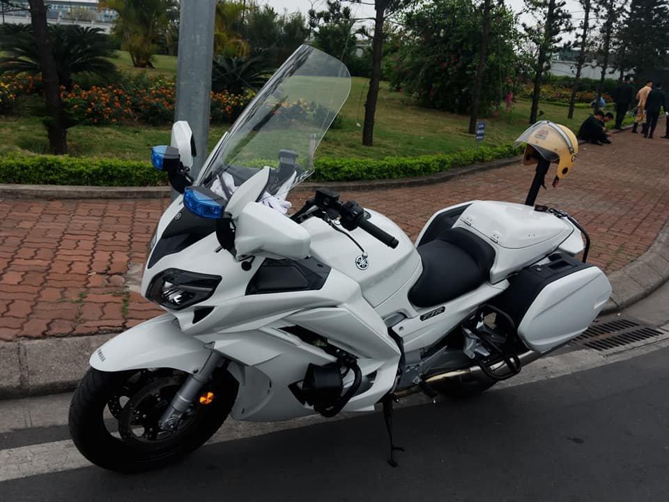 Dàn xe mô tô khủng Yamaha FJR1300
