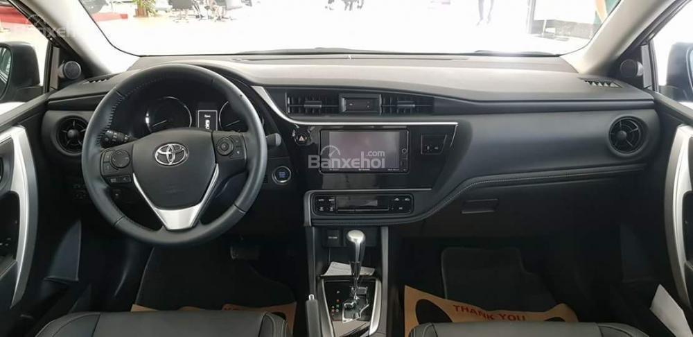 Thị trường ảm đạm, đại lý xuống giá Toyota Corolla Altis 2019 hơn 30 triệu đồng để kích cầu a3