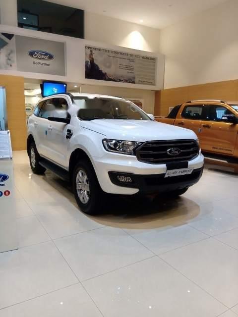 Bán Ford Everest Ambient sản xuất 2018, màu trắng, nhập khẩu nguyên chiếc, 999tr-2