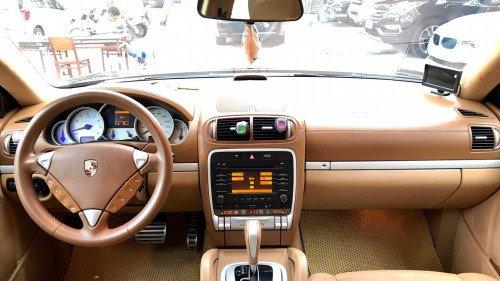Bán Lexus GX 470 năm sản xuất 2008, màu vàng cát-7