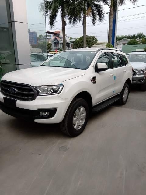 Bán Ford Everest Ambient sản xuất 2018, màu trắng, nhập khẩu nguyên chiếc, 999tr-1