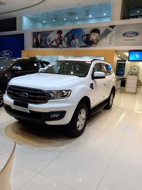 Bán Ford Everest Ambient sản xuất 2018, màu trắng, nhập khẩu nguyên chiếc, 999tr-4