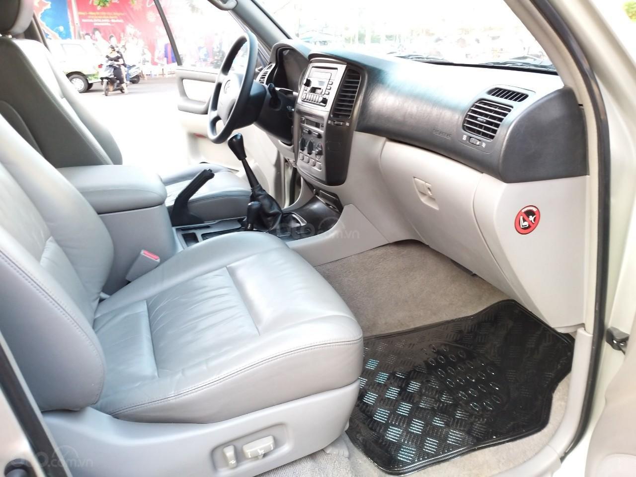 Bán Toyota Land Cruiser GX 4.5 model 2006, màu bạc, xe nhập còn rất mới, 610 triệu-4