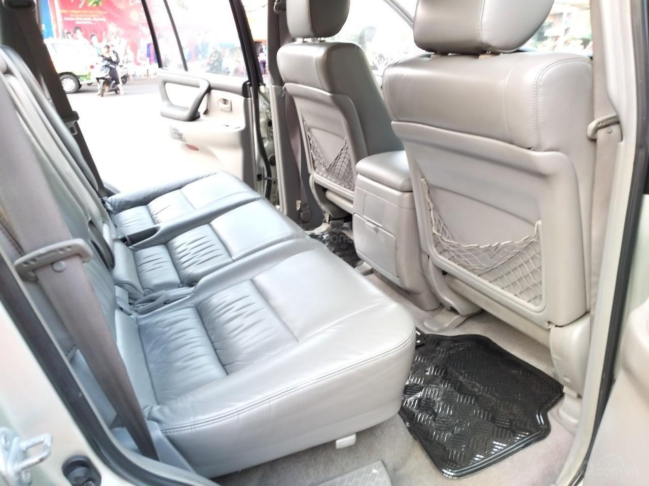 Bán Toyota Land Cruiser GX 4.5 model 2006, màu bạc, xe nhập còn rất mới, 610 triệu-6