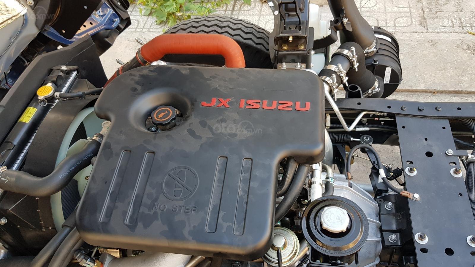 Bán xe Nhật máy Isuzu 2T4 thùng 4.4 mét lắp ráp nhà máy JAC khuyến mãi 20 triệu-3