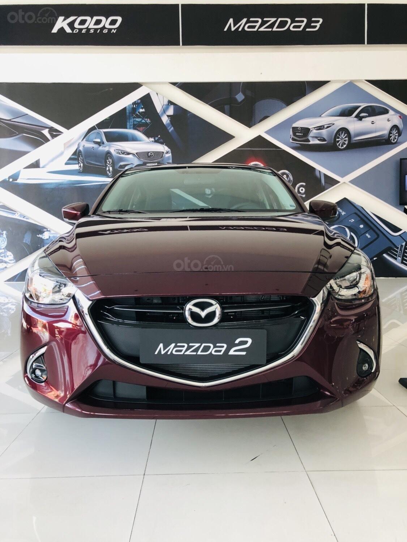 Nhanh tay sở hữu Mazda 2 Sedan 1.5 2019 - Ưu đãi hấp dẫn - Hỗ trợ ngân hàng tối đa 80% giá trị xe (1)