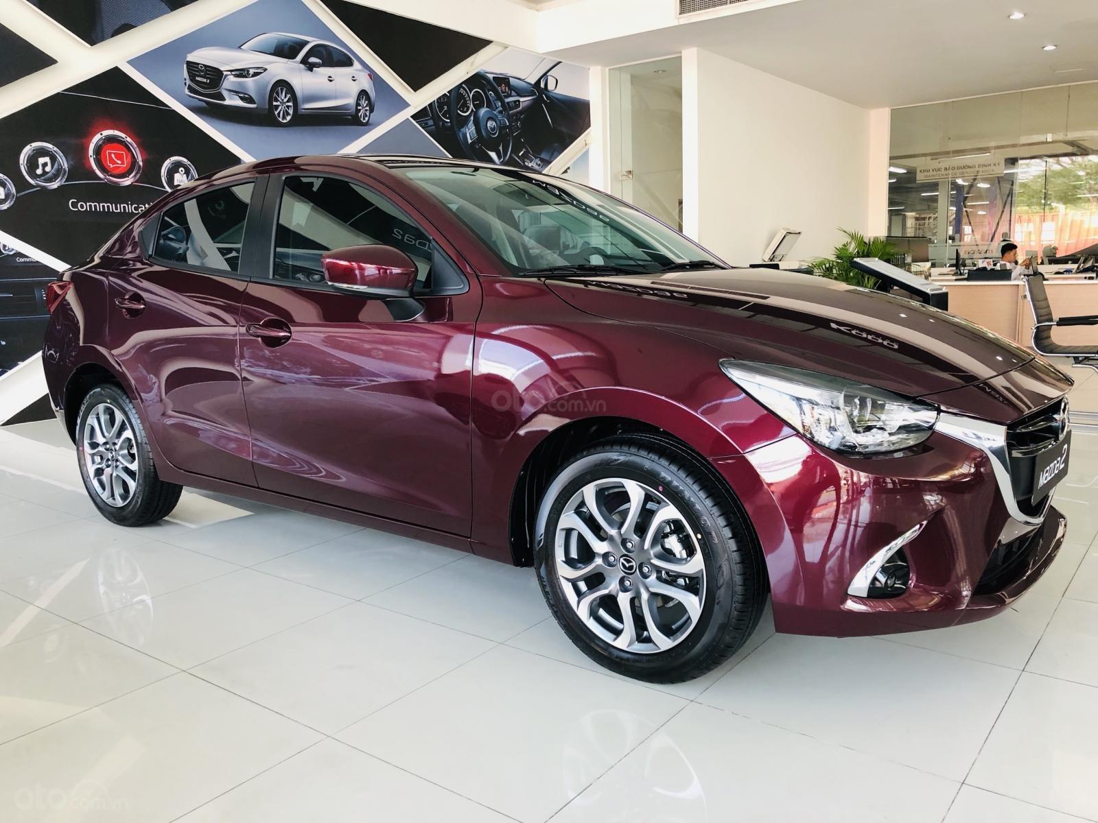 Nhanh tay sở hữu Mazda 2 Sedan 1.5 2019 - Ưu đãi hấp dẫn - Hỗ trợ ngân hàng tối đa 80% giá trị xe (2)