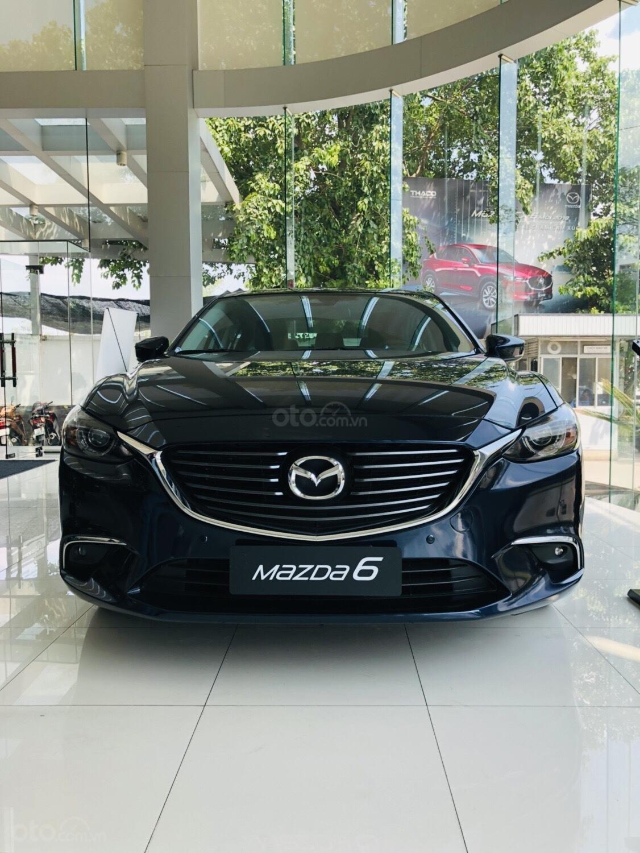 Nhanh tay sở hữu Mazda 6 2.0 Premium 2019 - Ưu đãi hấp dẫn - Hỗ trợ ngân hàng tối đa 80% giá trị xe-0