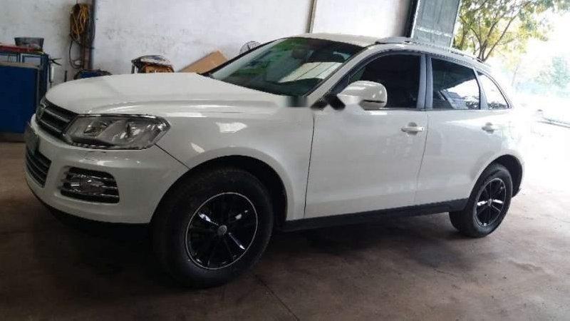 Bán ô tô Zotye T600 sản xuất năm 2014, màu trắng, xe nhập, 220 triệu (1)