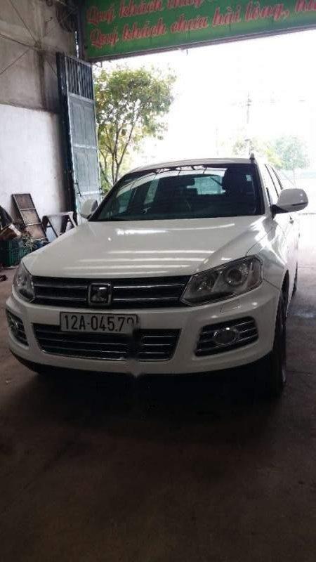 Bán ô tô Zotye T600 sản xuất năm 2014, màu trắng, xe nhập, 220 triệu (5)