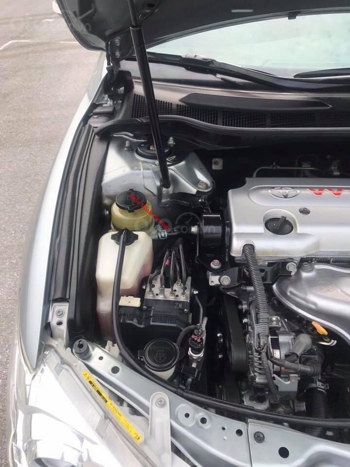 Cần bán xe Toyota Camry 2.4G đời 2011, màu ghi xám-6