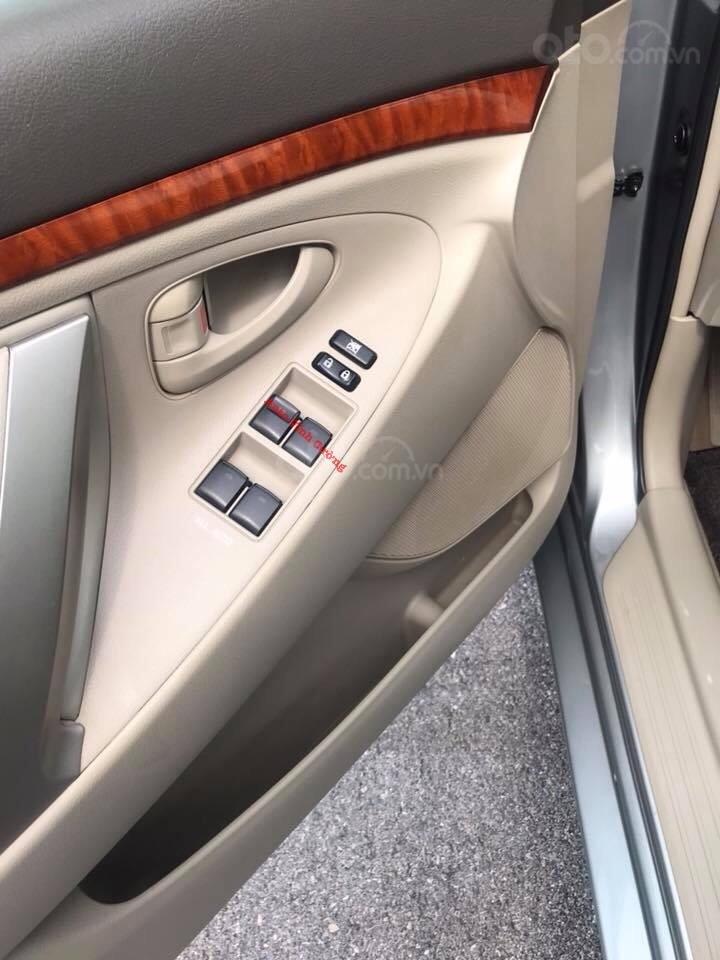 Cần bán xe Toyota Camry 2.4G đời 2011, màu ghi xám-12