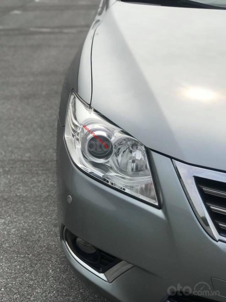 Cần bán xe Toyota Camry 2.4G đời 2011, màu ghi xám-13