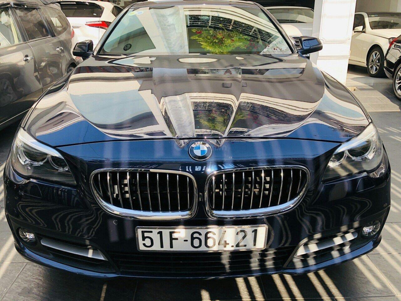 Bán BMW 520i sản xuất 2016, xe đẹp, đi ít, cam kết chất lượng bao kiểm tra hãng-0
