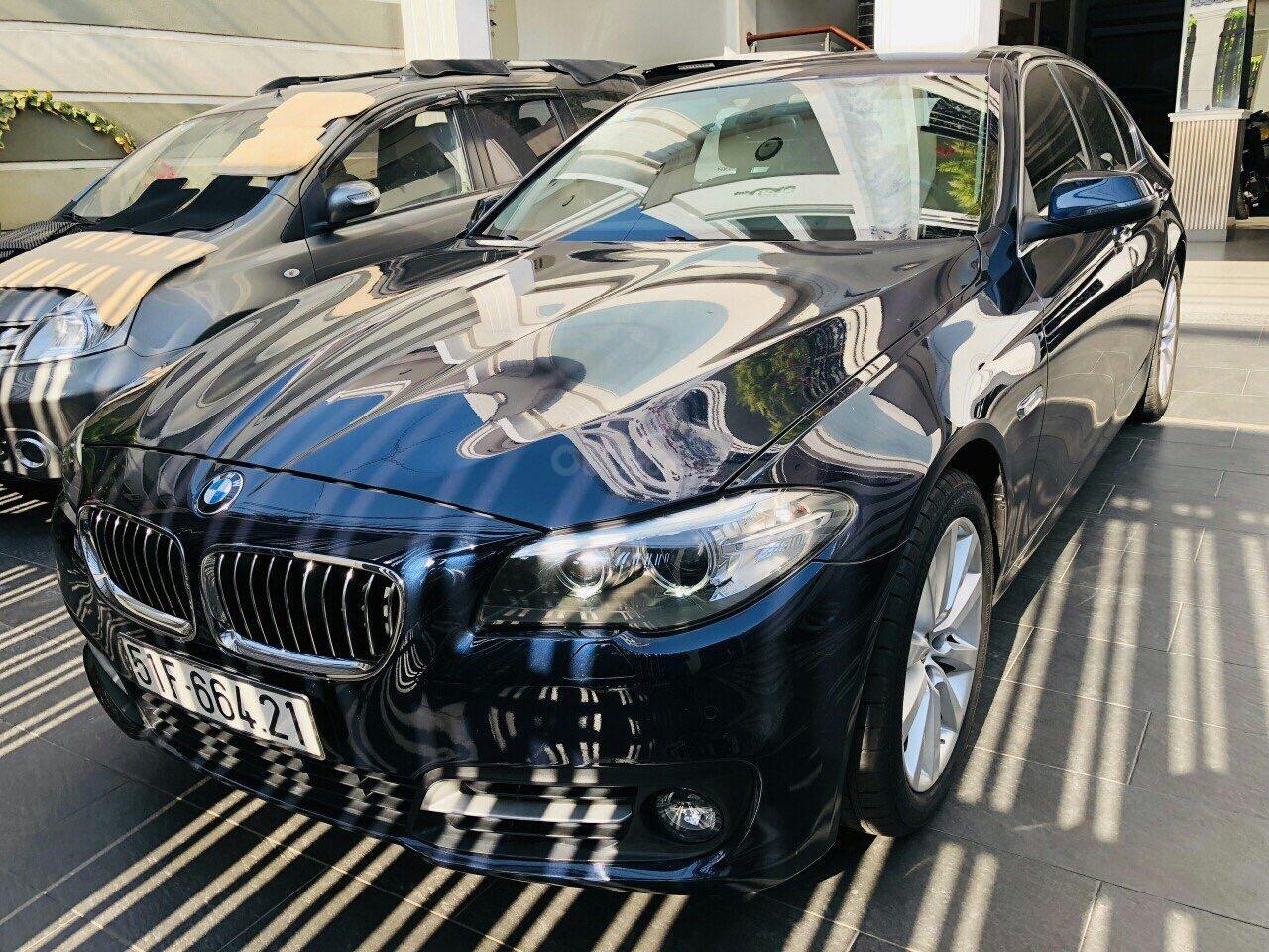Bán BMW 520i sản xuất 2016, xe đẹp, đi ít, cam kết chất lượng bao kiểm tra hãng-1
