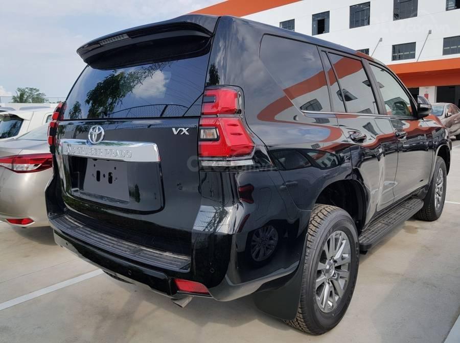 Toyota Tân Cảng bán Toyota Land Cruiser Prado nhập khẩu tại Nhật-mới 100% -đủ màu giao xe ngay - LH 0901923399-3