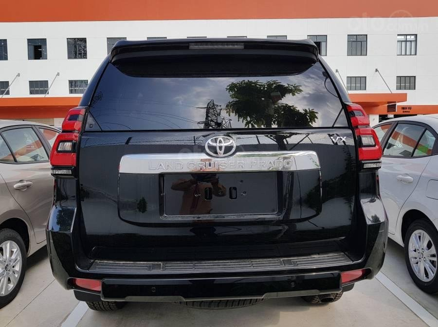 Toyota Tân Cảng bán Toyota Land Cruiser Prado nhập khẩu tại Nhật-mới 100% -đủ màu giao xe ngay - LH 0901923399-4