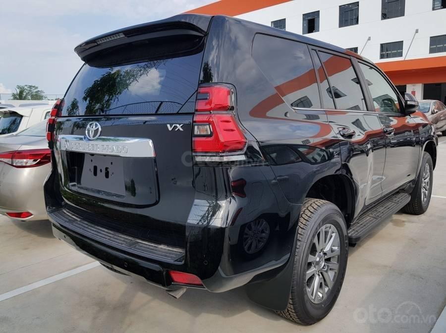 Toyota Tân Cảng bán Toyota Land Cruiser Prado nhập khẩu tại Nhật-mới 100% -đủ màu giao xe ngay - LH 0901923399-5
