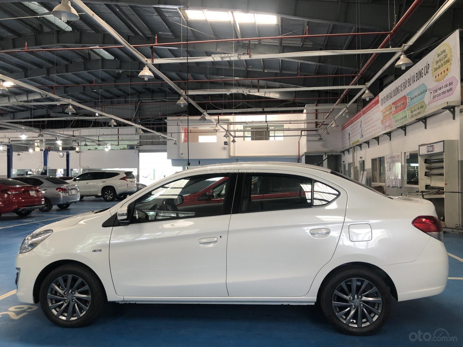 [SỐC] Sở hữu Mitsubishi Attrage nhập Thái chỉ với 130 triệu, lợi xăng 5L/100km, kinh doanh hiệu quả, trả góp 80% (3)