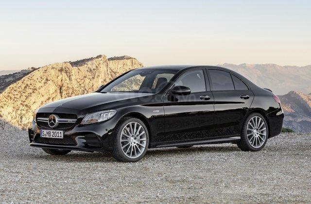 Mercedes-Benz C-Class 2019 màu đen