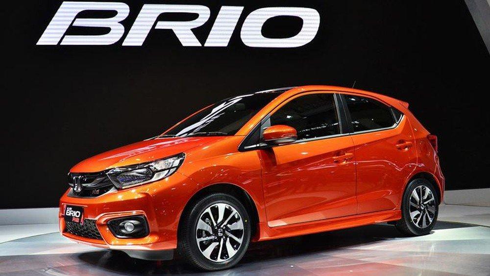 Giá lăn bánh xe Honda Brio 2019 tại Việt Nam a1