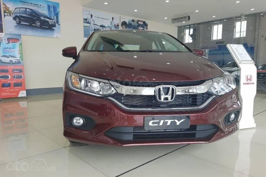 Honda City V-CVT 2019, đủ màu giao ngay, Honda Ô tô Đắk Lắk- Hỗ trợ trả góp 80%, giá ưu đãi cực tốt–Mr. Trung: 0943.097.997-6