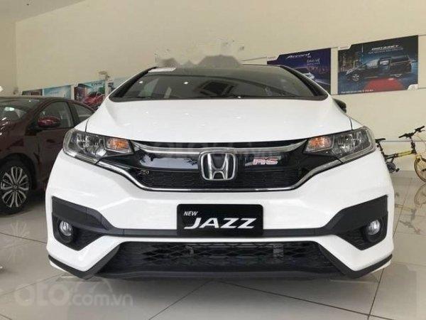 Honda Jazz 1.5 RS 2019, giao ngay, Honda Ô tô Đắk Lắk - Hỗ trợ trả góp 80%, ưu đãi cực tốt–Mr. Trung: 0935.751.516-0