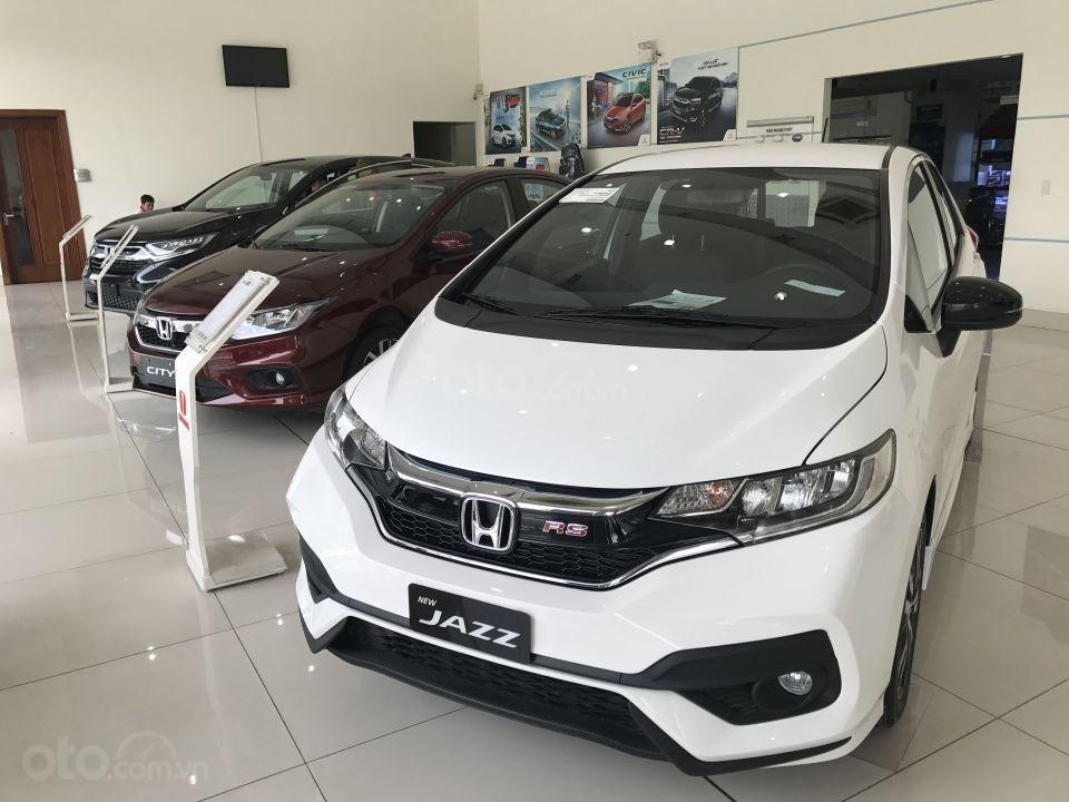 Honda Jazz 1.5 RS 2019, giao ngay, Honda Ô tô Đắk Lắk - Hỗ trợ trả góp 80%, ưu đãi cực tốt–Mr. Trung: 0935.751.516-5