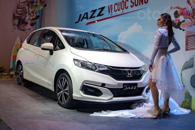 Honda Jazz 1.5 RS 2019, giao ngay, Honda Ô tô Đắk Lắk - Hỗ trợ trả góp 80%, ưu đãi cực tốt–Mr. Trung: 0935.751.516-6