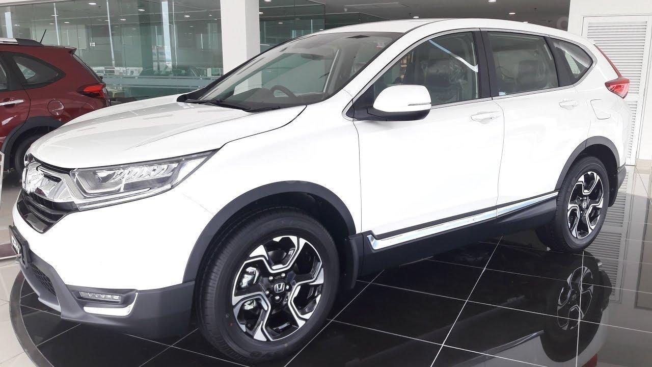 Honda CR-V 1.5 Turbo L 2019, Honda Ô tô Đắk Lắk- Hỗ trợ trả góp 80%, giá ưu đãi cực tốt–Mr. Trung: 0935.751.516-0