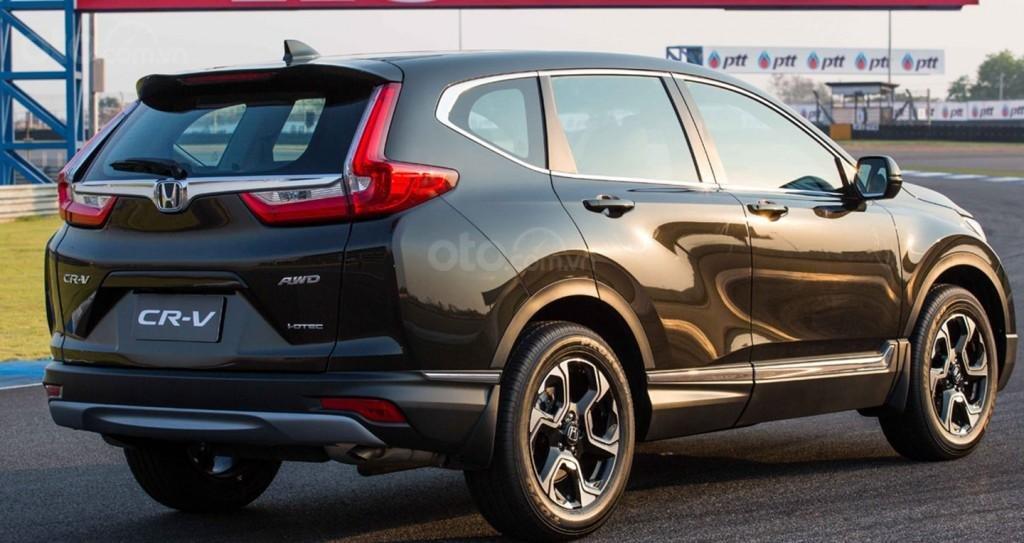 Honda CR-V 1.5 Turbo E 2019, Honda Ô tô Đắk Lắk-Hỗ trợ trả góp 80%, giá ưu đãi cực tốt–Mr. Trung: 0935.751.516-1